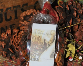 GINGERBREAD Rose Hips Country Potpourri. Same day Shipping.