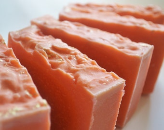 FREE SHIPPING in USA// Love Spell Type Soap // 4oz