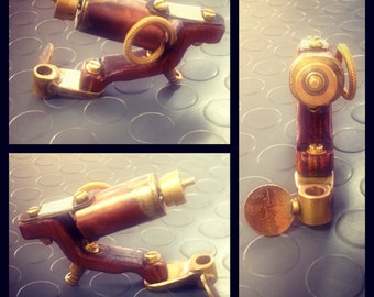 Handmade tattoo machine