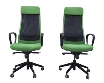 Two Modern Chairs, Original Chairs for Offices.