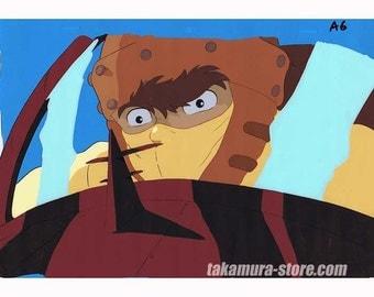 Nausicaa Orignal Production Anime Cel Studio Ghibli