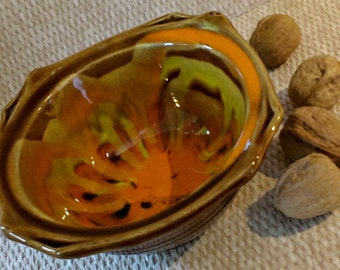Vintage California Original Ceramic Dip Bowl (Free Shipping)