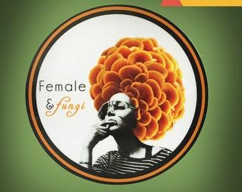 F&F 3x3 Vinyl Sticker