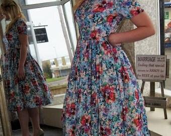 Esther Tea day dress