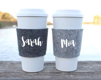 Heat stir mug / coffee to go