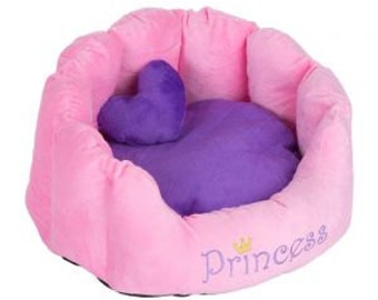 Kennel dog cat rabbit ferret bed pillow for PRINCESS PRINCESS