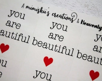A Mimiskii's Creations & Heavenly's Creations Collaboration - You Are Beautiful