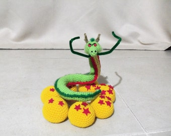 Shenron & 7 Dragon Balls
