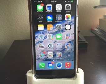 IPhone 6/6+ Dock. Works With Most Cases!