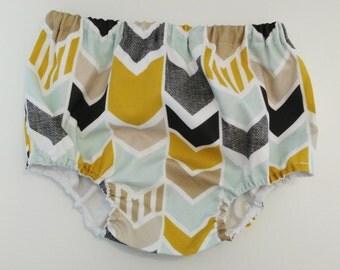 Culotte Flechas Colores -Cubrepañal bebé - Diaper cover - Bloomers