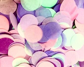 Confetti, paper tissue confetti, toss confetti, wedding confetti, table confetti decoration