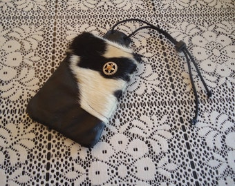 Saddle Pouch - Phone and Stuff