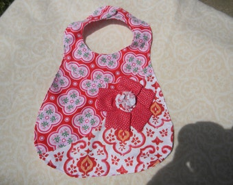 Adorable Baby  Girl Bib