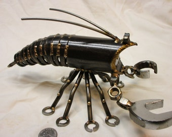Metal Lobster