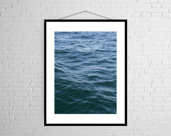 Sea of Movement | Coast | Wall Decor | Photo Print | Large Scale Photograph