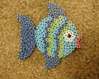 Perler Bead Custom Figures