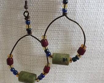 Glory earrings