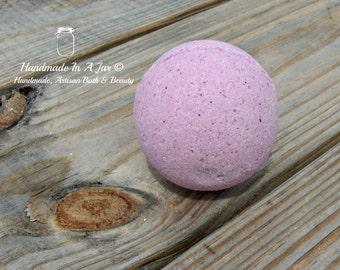 Unbreakable Love - Handmade Bath Fizzy with Sweet Almond Oil & Shea Butter