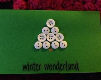 WinterWonderland card