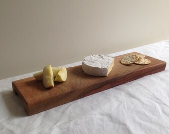 Australian hardwood serving tray/bread board
