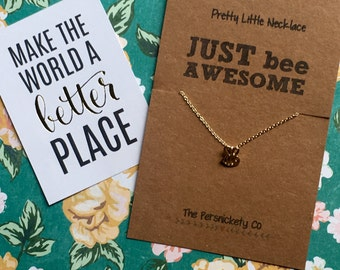 Pretty Little Necklace - Just Bee Awesomel