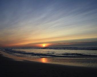 Blue Sunrise - 18x24