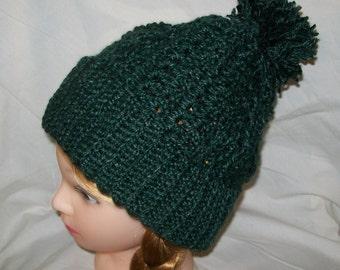 Crochet Hat-Tam