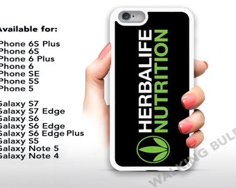 Herbalife Nutrition iPhone / Samsung Galaxy Silicone Case High Quality FAST SHIPPING