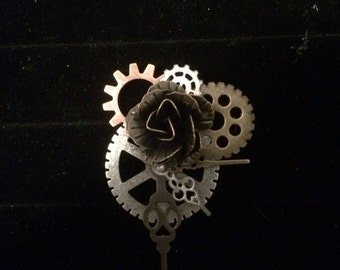 Gear pin 3