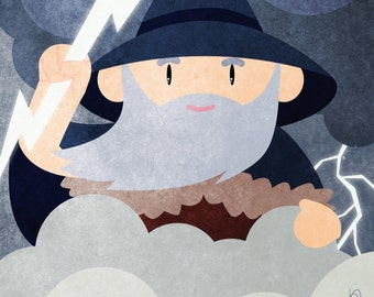 Asturian Mythology - Nuberu