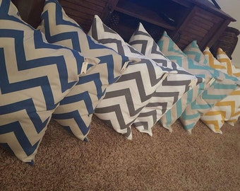Chevron Throw Pillow