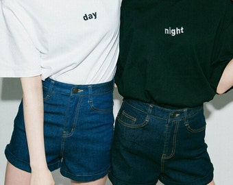 Day and night top