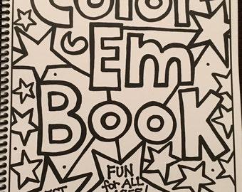 Color 'Em Book