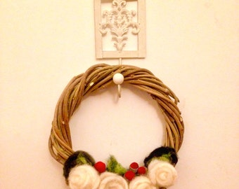 Decorative-Ornamental garlands Wreaths