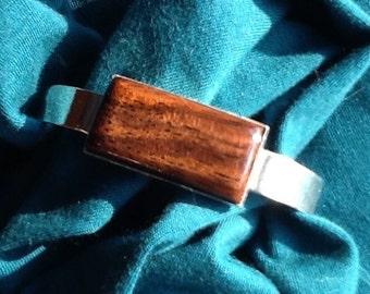 Claro Walnut Cuff Bracelet