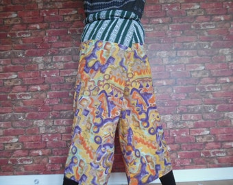 Fisherman Pants
