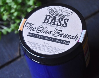 BODY BUTTER! The Olive Leaf