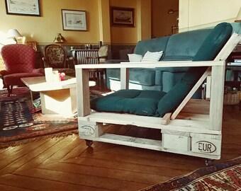 Chair Design palette wood