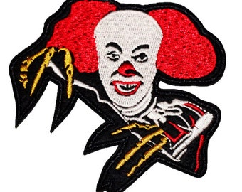PENNYWISE The Clown Patch