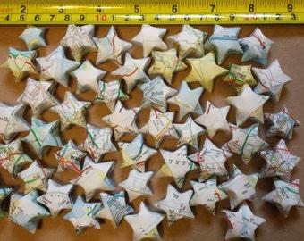 50 Origami map stars (1)