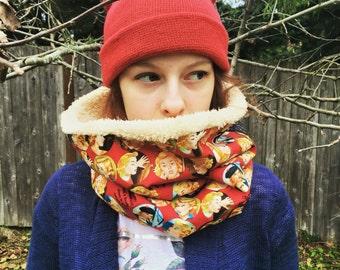 Nancy Drew infinity scarf~