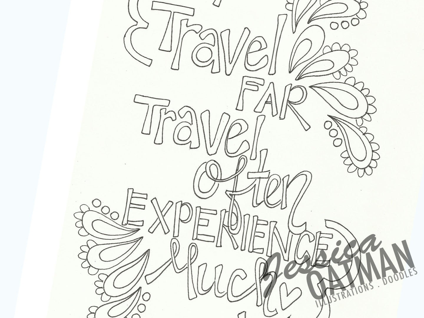 camper coloring page coloring pages inspirational quotes