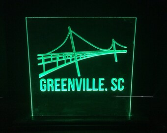 Greenville, South Carolina LED Sign