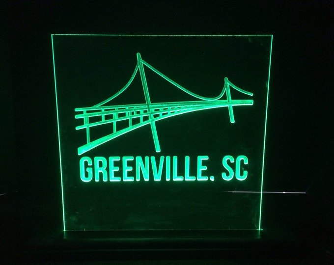 Greenville, South Carolina LED Sign