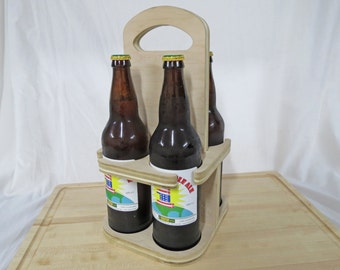 4 Pack Beer Holder by BrewCadet [Free Shipping]