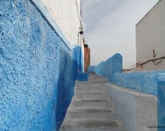 "011 - Photography: Rabat, Morocco  - 20"" x 30"" (508 x 762mm)"