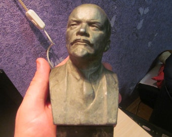 bust  leader of the world proletariat V.Lenin USSR