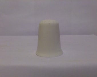 White Thimbles Made To Order