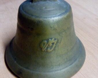 """""""Ancient"""" brass Bell"""