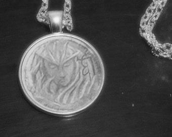 Cullen's Lucky Coin Necklace